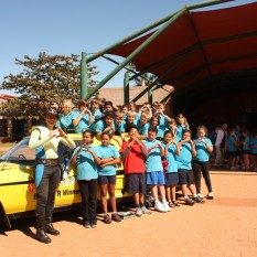 Captain Clean up Tambrey PS Kids July 2011 (32)